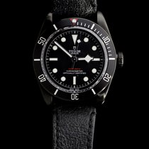 Tudor Black Bay Dark Steel 41mm Black No numerals United States of America, Missouri, Columbia