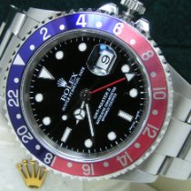 Rolex GMT-Master II Steel 40mm Black No numerals United States of America, Pennsylvania, HARRISBURG