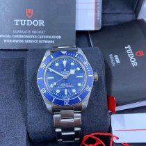 Tudor Steel Automatic Blue No numerals 39mm new Black Bay Fifty-Eight
