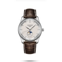 Longines Master Collection Steel 40mm Silver No numerals United States of America, New York, Bellmore