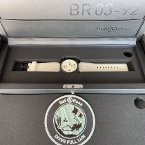 Bell & Ross Ceramic 42mm Automatic BR03-92 new UAE, Dubai