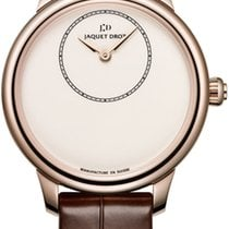 Jaquet-Droz Petite Heure Minute Rose gold 35mm Champagne