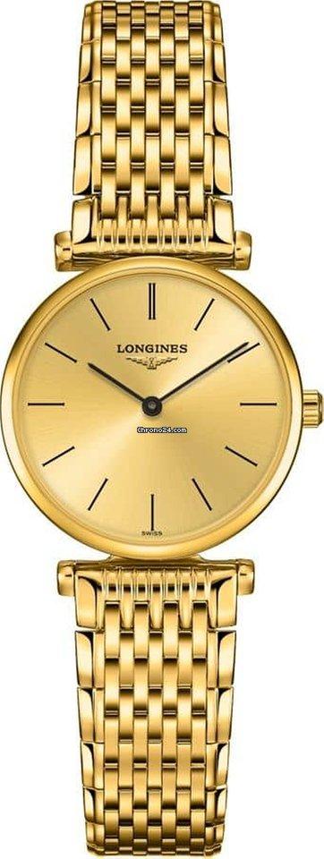 Longines La Grande Classique L4.209.2.32.8 L42092328 2021 new