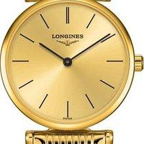 Longines La Grande Classique new 2021 Quartz Watch with original box L4.209.2.32.8 L42092328