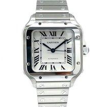 Cartier Santos (submodel) Stahl 35mm Silber Deutschland, Köln
