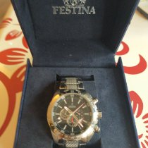 Festina 40mm Automatic F16968/4 pre-owned