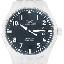 IWC Fliegeruhr Mark neu 2020 Automatik Uhr mit Original-Box und Original-Papieren IW326504