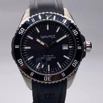 Eberhard & Co. Scafograf 300 Steel Black
