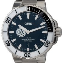 Oris Aquis Date Steel 43mm Black United States of America, Texas, Austin