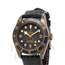 Tudor Black Bay Bronze Bronze 43mm Arabic numerals United States of America, New York, Hartsdale