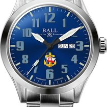Ball Steel 46mm Automatic NM2180C-S10J-BE new