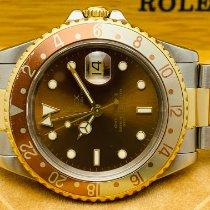 Rolex GMT-Master II Acero y oro 40mm Marrón Sin cifras España, Torrelavega