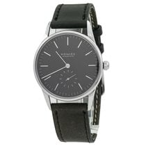 NOMOS Orion 1989 Steel 34mm Black United States of America, New York, New York
