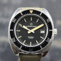Eterna Super Kontiki Steel 40mm