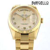 Rolex 118238 Gelbgold 2000 Day-Date 36 36mm gebraucht