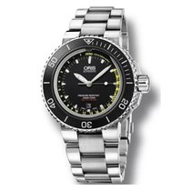 Oris Aquis Depth Gauge 46mm Black United States of America, Florida, SUNRISE