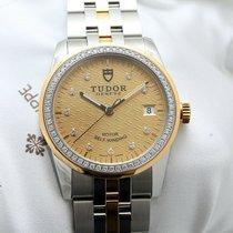 Tudor Glamour Date Arany/Acél 36mm Arany