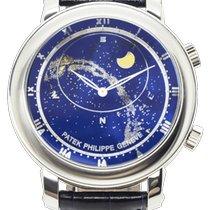 Patek Philippe Celestial Witgoud 43mm Blauw