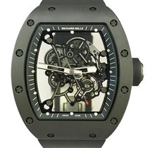 Richard Mille RM 055 Ceramic 49.9mm Transparent No numerals United States of America, New York, New York