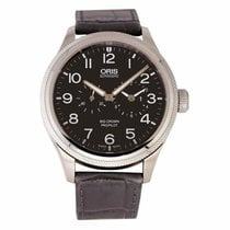 Oris Big Crown ProPilot Worldtimer Acier 45mm