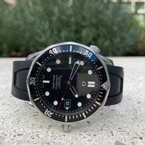 Omega Seamaster Diver 300 M Steel 41mm Black No numerals United Kingdom, London