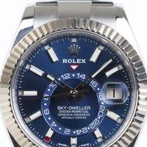 Rolex Sky-Dweller Stahl 42mm Blau Keine Ziffern Deutschland, München