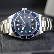 Tudor Black Bay Fifty-Eight occasion 39mm Bleu Acier