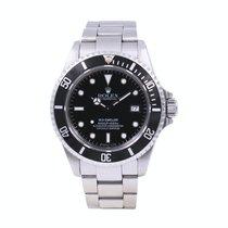 Rolex Sea-Dweller 4000 Acier 40mm Noir Sans chiffres France, GRENOBLE