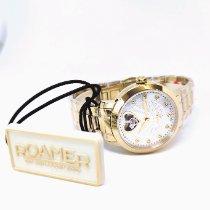 Roamer Reloj de dama 34mm Automático nuevo Reloj con estuche y documentos originales 2020