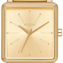 Nixon Reloj de dama 32mm Cuarzo nuevo Reloj con estuche y documentos originales