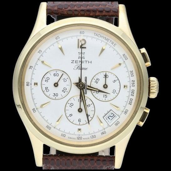 Zenith El Primero Chronograph 20.0010.420 pre-owned