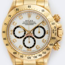 Rolex 16528 Yellow gold 1989 Daytona 40mm pre-owned