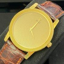 Piaget Altiplano Oro amarillo 35mm Amarillo Sin cifras
