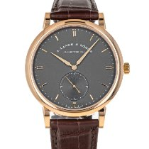 A. Lange & Söhne Saxonia Red gold 40mm Grey United States of America, Maryland, Baltimore, MD