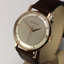 Jaeger-LeCoultre Very good Rose gold 35,5mm Manual winding