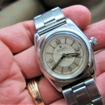 Rolex Steel Automatic pre-owned Bubble Back
