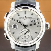 Ulysse Nardin Steel 42mm Automatic 36240 pre-owned United States of America, Massachusetts, Boston