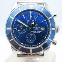 Breitling Superocean Heritage Chronograph Stahl Blau Deutschland, Düsseldorf