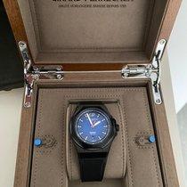Girard Perregaux Titane Remontage automatique Bleu Sans chiffres 44mm occasion Laureato