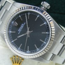 Rolex Oyster Perpetual 31 Steel 31mm Black No numerals United States of America, Pennsylvania, HARRISBURG