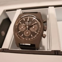 Zenith El Primero Chronograph Titanium 37mm Black United States of America, Texas