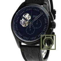 Zenith El Primero Chronomaster Titane 45mm Noir