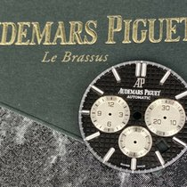 Audemars Piguet Parts/Accessories Men's watch/Unisex 143632750001 pre-owned Steel Steel Royal Oak Chronograph