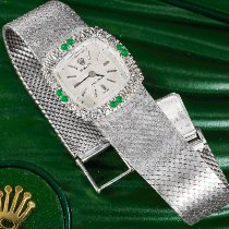 Rolex Fair White gold Manual winding