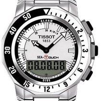Tissot Sea-Touch Steel 44mm Black