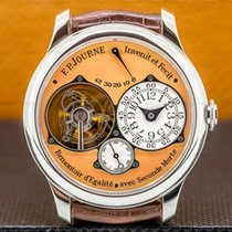 F.P.Journe Souveraine Platin 40mm