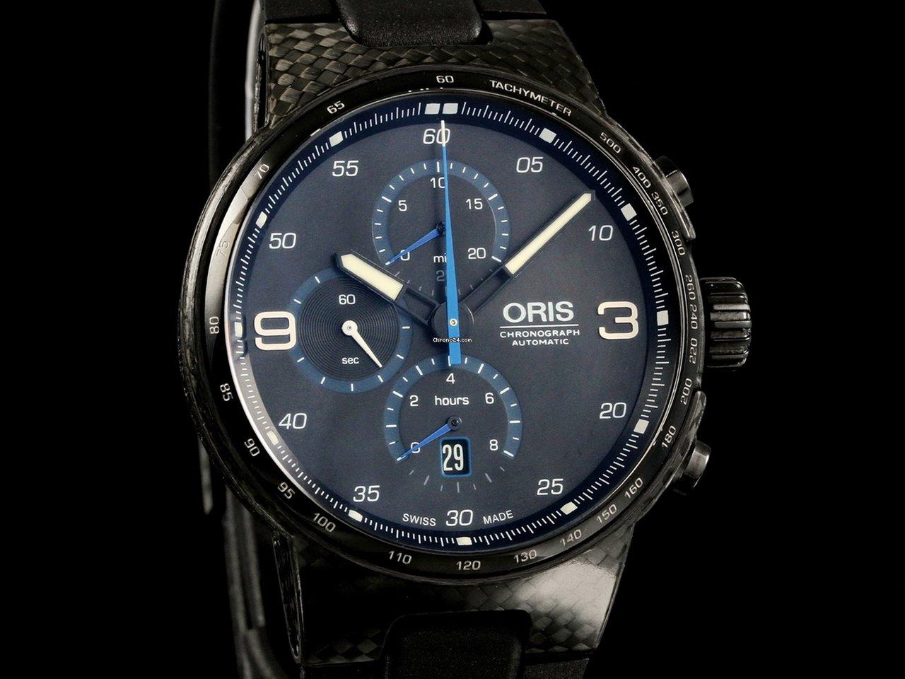 Oris Williams F1 01 674 7725 8764-07 424 50FCTB 2020 new