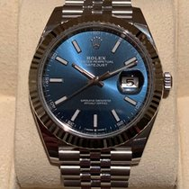 Rolex Rolex 41 126334 Steel 2020 Datejust 41mm pre-owned