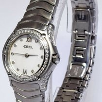 Ebel Classic Steel 24mm Mother of pearl United States of America, Florida, Boca Raton