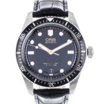 Oris Divers Sixty Five Acier 40mm France, Paris
